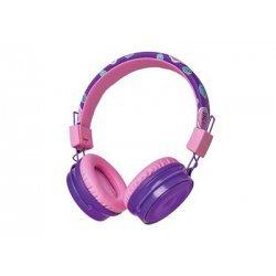 TRUST - Comi Bluetooth Wireless Kids Headphones - purple