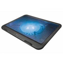 Trust Ziva Laptop Cooling Stand - Βάση Laptop - Μαύρο