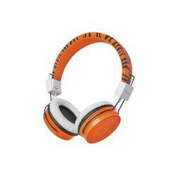 TRUST - Comi Bluetooth Wireless Kids Headphones - orange