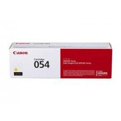 CANON  CRG054Υ Yellow(1200 pgs) - Toner Cartridge Κίτρινο