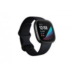 FITBIT Sense Smartwatch - Μαύρο