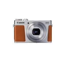 Canon Powershot G9X ΙΙ - Κάμερα Compact - Ασημί