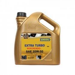Λάδια αυτοκινήτου Ansoil Extra Turbo 50005B 20W-50 4lt