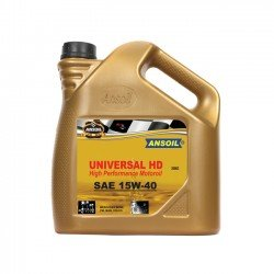 Λάδια αυτοκινήτου Ansoil Universal HD 20002B 15W-40 4lt