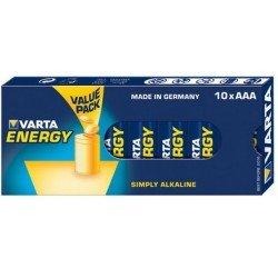 VARTA 4103 Συσκ.10 229410 ENERGY AAA, VALUE PACK