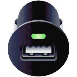 CRYSTAL AUDIO C-2.4 5V / 2.4A Single USB Mini Car Charger