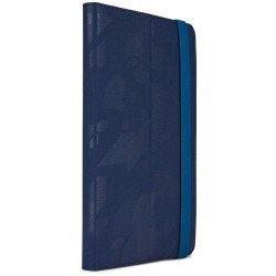 CASE LOGIC CBUE-1207 DRESS BLUE Surefit Folio for 7\'\' Tablets