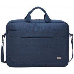 CASE LOGIC ADVA-116 DARK BLUE Advantage Laptop Attache 15.6