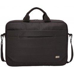 "CASE LOGIC ADVA-116 BLACK Advantage Laptop Attache 15.6\"""