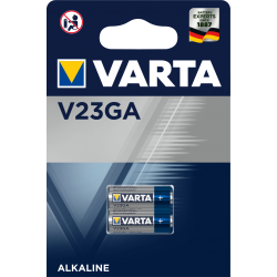 VARTA 23GA (συσκ.2) 4223101402 ELECTRONIC