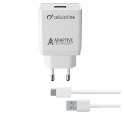 CL 303906 ACHSMKIT15WTYCW CHARGER KIT SAMSUNG 15W TYPE-C WHITE