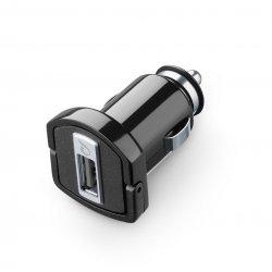 CL 129339 MICROCBRUSB USB CAR CHARGER HUAWEI&C 1A BLACK