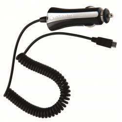 CL 135989 CBRMICROUSB1 CAR CHARGER 5W MICRO USB BLACK