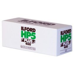 ILFORD 120 HP5 PLUS