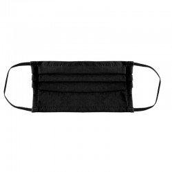 Osio OFM-3201BL Υφασμάτινη μάσκα προστασίας προσώπου μαύρη