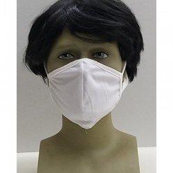 Osio OFM-3205W Υφασμάτινη μάσκα προστασίας προσώπου λευκή