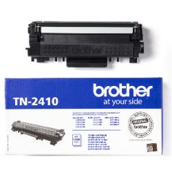 BROTHER TONER BLACK TN-2410, YIELD 1200 PAGES (HL-L2310D, HL-2350DW, HL-2370DN, MFC-L2710DW, MFC-L2710DN, MFC-L2750DW, DCP-L2510D, DCP-L2530DW)
