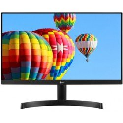 """LG MONITOR 27MK600M-B, LCD TFT IPS LED, 27"""", 16:9, 250 CD/M2, 5.000.000:1, 5MS, 1920x1080, 2xHDMI/D-SUB/HP OUT, 3YW & 0 PIXEL."""