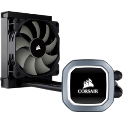 CORSAIR HYDRO COOLER H60 CW-9060036-WW, INTEL LGA2066/2011/1150/1151/1155/1156/1366, AMD AM4/AM3/AM2, 5YW.