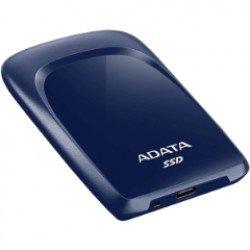 "ADATA EXTERNAL SSD 2.5"" 480GB SC680, USB 3.2 GEN 2 WITH TYPE-C, READ 530 MB/S, WRITE 460 MB/S, BLUE, 3YW."
