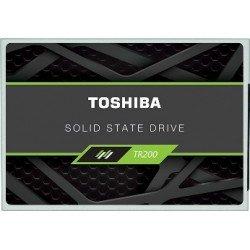 """TOSHIBA SSD 2.5"""" 480GB TR200 THN-TR20Z4800U8, TLC, SATA3, READ 555MB/s, WRITE 540MB/s, 3YW."""