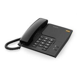 Alcatel Ενσύρματο τηλέφωνο Μαύρο T26