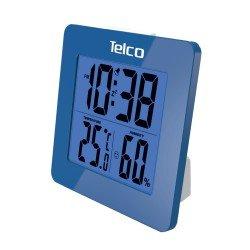 Telco Μετεωρολογικός σταθμός με ένδειξη υγρασίας Ε0114Η-1