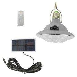Telco Ηλιακή Λάμπα με Τηλεχειριστήριο Διπλής Χρήσης  I-SOLAR JL-678-8