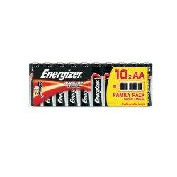 Energizer Αλκαλική μπαταρία 1.5V Alkaline Power Family Pack ΑΑ-LR6