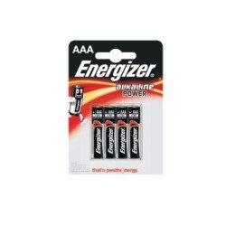 Energizer Αλκαλικές μπαταρίες σε blister AAA-LR03