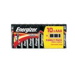 Energizer Αλκαλική μπαταρία 1.5V Alkaline Power Family Pack AAA-LR03