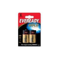 Energizer Αλκαλικές Μπαταρίες EVEREADY C-LR14 Gold BLISTER 2