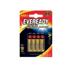 Energizer Αλκαλικές μπαταρίες σε blister EVEREADY ΑΑA-LR03 Gold