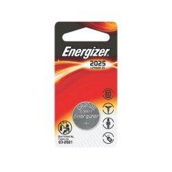 Energizer Μπαταρία λιθίου κουμπί σε blister CR2025/3V