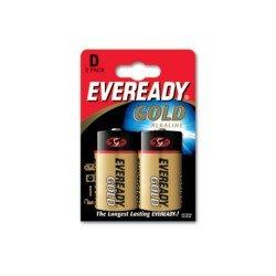 Energizer Αλκαλικές μπαταρίες EVEREADY C-LR20