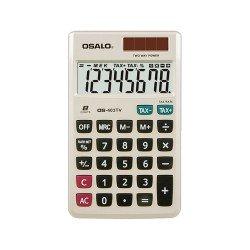 OSALO Αριθμομηχανή τσέπης 8 ψηφίων OS-403TV