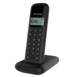 Alcatel Ασύρματο τηλέφωνο Μαύρο D285