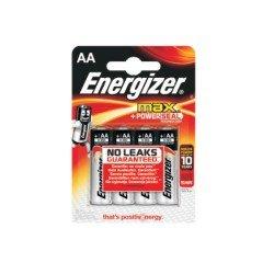 Energizer Αλκαλικές μπαταρίες AA-LR06 POWERSEAL