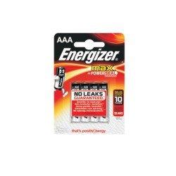 Energizer Αλκαλικές μπαταρίες AAA-LR03
