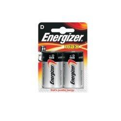 Energizer Αλκαλικές μπαταρίες MAX σε blister D-LR20
