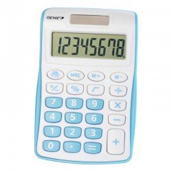 Genie 120 B Αριθμομηχανή τσέπης
