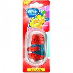 Fresh SCT11 Αρωματικό αυτοκινήτου κουκλάκι Sweet Baloons