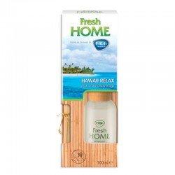Fresh FHD04 Υγρό αρωματικό χώρου με στικ Hawaii 100 ml
