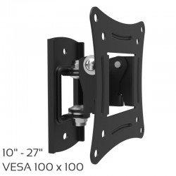 Osio OSM-1027 Βάση τηλεόρασης 10″ – 27″ – VESA 100 x 100