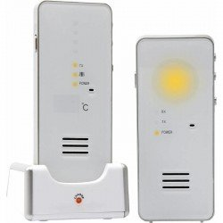 Olympia H&H MBF 8181 Ενδοεπικοινωνία μωρού χαμηλής ακτινοβολίας με φως 500 m