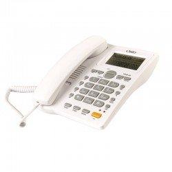 Osio OSW-4710W Λευκό Ενσύρματο τηλέφωνο με οθόνη