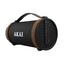 Akai ABTS-22 Φορητό ηχείο Bluetooth με κάρτα micro SD και Aux-In – 9 W