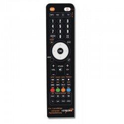 Heitech 10000081 Τηλεχειριστήριο τηλεόρασης universal 4 σε 1