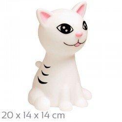 Heitech 04000418 KITTY Φωτάκι νυκτός LED γάτα