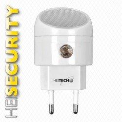 Heitech 04002226 Φωτάκι νυκτός LED με αισθητήρα φωτεινότητας